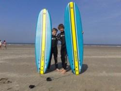 Een echte surfdude in een dag!