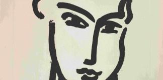 Grande tête de Katia (Large Head, Katia) 1950-51 Aquatint on BFK Rives wove paper 53.8 x 41.7cm Collection: S. Mazo