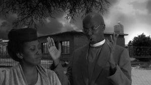 Lamento - The prisoner's wife and the Bishop 2 - Nombuso Ndladla and Ronald Melato.