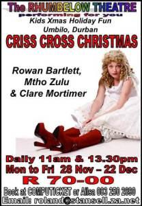 Criss Cross Christmas