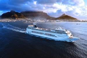 MSC Sinfonia - Cape Town