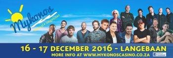 Mykonos Festival Promo Image