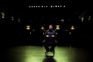 Pieter-Dirk Uys. Photo supplied by Baxter Theatre.