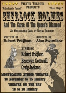 Sherlock Holmes and The Curse of The Queen's Diamond … an unrecorded case, by royal request