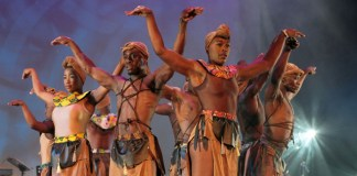 Vuyani Dance Theatre. Photo by John Hogg