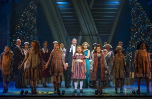 Annie The Musical runs at Artscape's Opera Theatre from 2 December 2016 to 8 January 2017