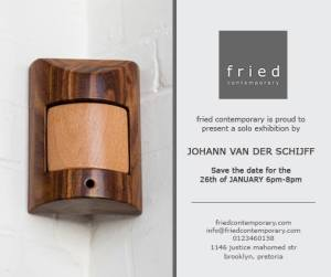 Johann van der Schijff - In A Different Time
