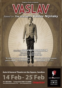 VASLAV opens at the Auto & General Theatre on the Square.