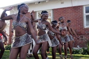 Africa Zazi – a cultural journey through the continent for children and young people aged 14+ every week in Sophiatown.