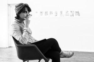 Ameera Conrad (director). Photo by Jesse Kramer