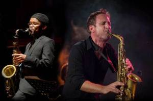 Jazz in the Native Yards bring you the McCoyHauser Project