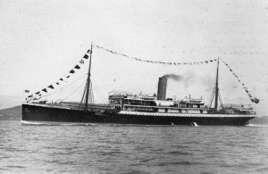 Death in foreign waters – the last voyage of the SS Mendi