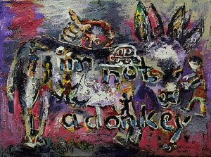 Tyrone Appollis - I am not a Donkey