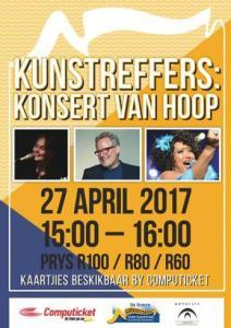 Kunstreffers: Konsert van Hoop