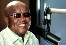 Music legend Steve Kekana