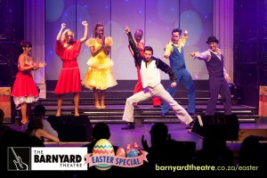 Blame It On The Boogie at Rivonia Barnyard
