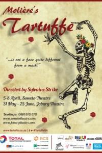 Tartuffe - Soweto Theatre dates