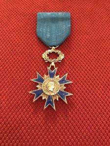 Chevalier de l'Ordre National du Mérite