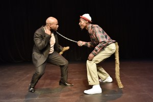 Sibusiso Mkhize and Paul Noko in Chilahaebolae