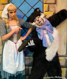 Disney's Cinderella at The People's Theatre