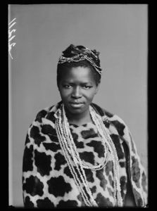 Charlotte Maxeke (née Manye), The African Choir. London, 1891. By London Stereoscopic Company ©Hulton Archive/Getty Images.