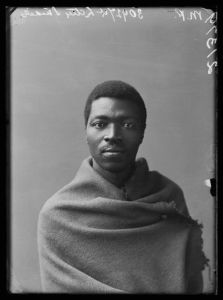 Paul Xiniwe, The African Choir. London, 1891. By London Stereoscopic Company ©Hulton Archive/Getty Images.