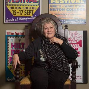 Sue Clarence, Director, Hilton Arts Festival