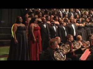 The Johannesburg Philharmonic Orchestra and the Sound of the Nation Choir will collaborate in bringing Christmas Community Concert to Soweto.
