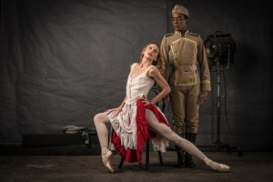 Joburg Ballet - Shannon Glover and Ruan Galdino in Carmen. Photo: Lauge Sorensen.