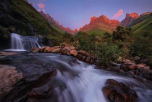 Mark Dumbleton - Mbundini Abbey Sunrise