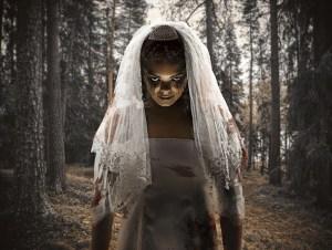 Bianca Flanders in The Demon Bride. Photo credit: Daniel Rutland Manners.