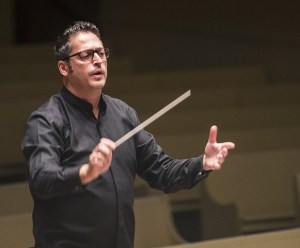 Conductor Daniel Boico