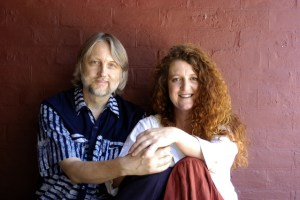 Jennifer Ferguson and Anders Nyberg. Photo by Suzy Bernstein.