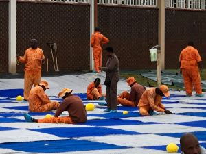 67 Blankets at Zonderwater Prison