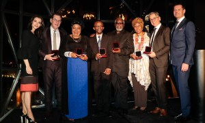 6 South Africans awarded the Gold Medal in the Arts by the Kennedy center International Committee.