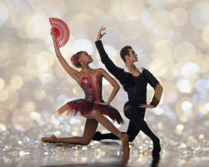 Joburg Ballet & Friends Gala will feature Monike Cristina & Ivan Domiciano. Photo: Lauge Sorensen.