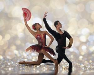 Joburg Ballet & Friends Gala will feature Monike Cristina & Ivan Domiciano. Photo: Lauge Sorensen.
