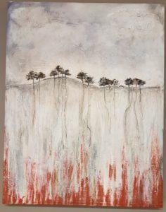 Painting by Gerrit Pienaar