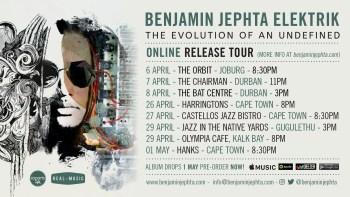 Benjamin Jephta Elektrik Tour