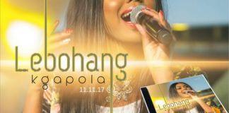 Lebohang Kgapola - Christ Revealed