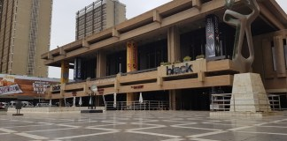 The South African State Theatre, Pretoria, Tswane