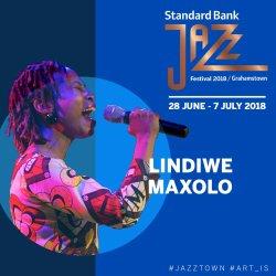 Standard Bank Jazz Festival 2018 - Lindiwe Maxolo