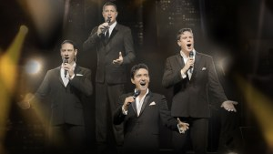 Il Divo world tour celebrates 15th anniversary. They perform in South Africa this November.