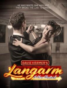 Langarm, the new musical from David Kramer.