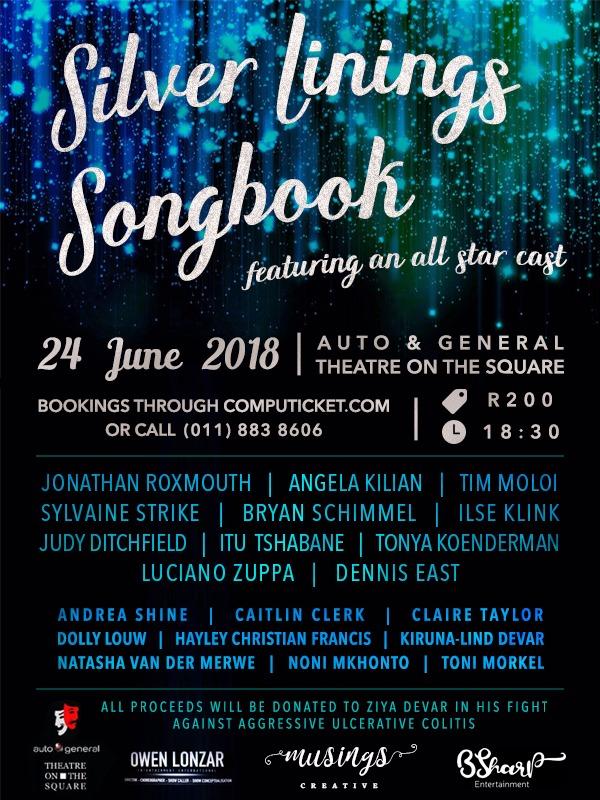 Silver Linings Songbook: Fundraiser for Ziya Devar