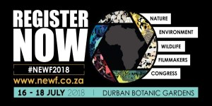 Register now for the Nature Environment and Wildlife Filmmakers Congress, taking place from 16 to 18 July 2018.