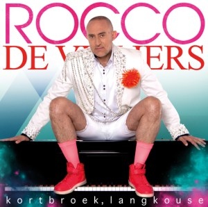 New Rocco de Villiers - kortbroek, angkouse