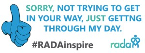RADA Inspire creates a shift in perspective