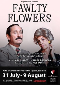 Fawlty Flowers