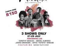 Celebrating Madiba's Centenary at Joburg Theatre